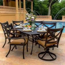 lakeview outdoor designs avondale 6 person patio collection of solutions cast aluminum patio furniture of cast aluminum patio furniture random 2 lakeview