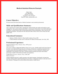 Cover Letter For Resume Medical Assistant Medical Assistant Sample Cover Letter Resume For Letter Pics 33