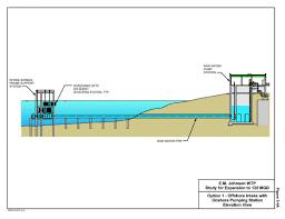 Lake Water Pump System Design Falls Lake Intake And Pump Station Improvements Projects