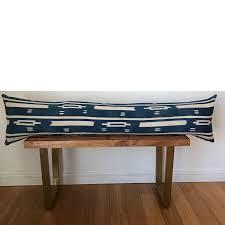 long lumbar pillow. Delighful Lumbar Long Lumbar Pillow Vintage Baule Cloth Eclecticgoodscom In Pillow N