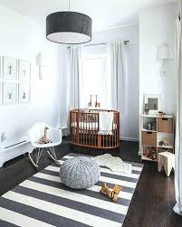 grey and white nursery rug navy