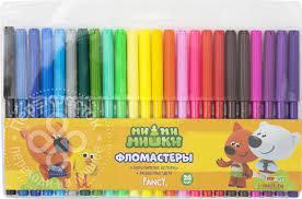<b>Набор фломастеров</b> Fancy <b>Action</b>! 24 цвета - купить с доставкой ...