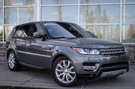 Certified Pre-Owned 2014 Land Rover Range Rover Sport Supercharged ...