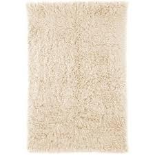 nuloom genuine greek flokati natural 6 ft x 9 ft area rug