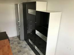 Ikea Besta Wohnzimmer Esszimmer Küche Schwarz In 81541