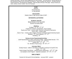 Resume Objective College Student Chef Resume Objective Examples