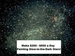 Make Hundreds Daily Painting Cosmic Ceiling Stars on Ceilings! - YouTube