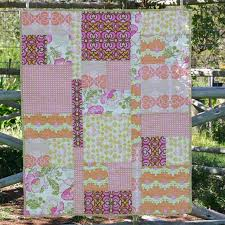 12 Fat Quarters Quilt Pattern
