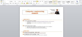 Resume Template Combination Word Example Of Inside 79