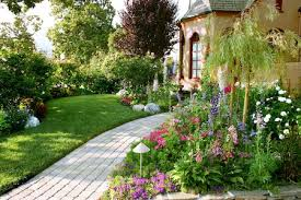 english garden landscaping services in