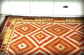kitchen rag rugs cotton washable target threshold runner mats rug runners country fr