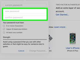 How To Reset Your Icloud Password 14 Steps With Pictures