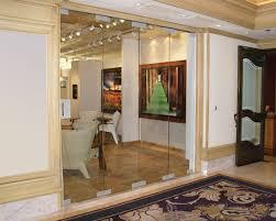 crl birmingham series bi folding top hung sliding door system