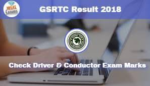 Image result for gsrtc driver result