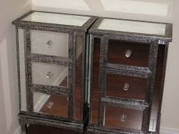 Cheap Night Stands Bedroom Mesmerizing Tall Nightstands For Bedroom Furniture Ideas