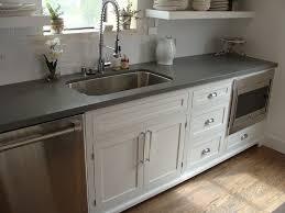 grey quartz countertop images