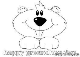 Small Picture Happy Groundhog Day Coloring Page images 2016 2017 B2B Fashion