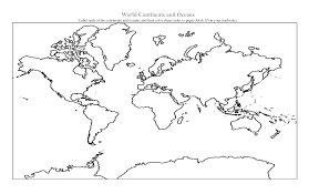 Small Picture Continents Coloring Page jacbme