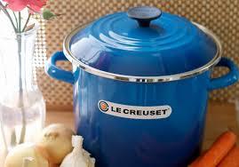 le creuset soup pot. One Le Creuset Soup Pot