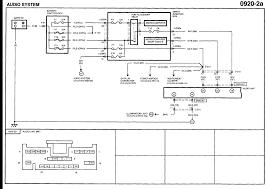 stereo wire diagram 05 mazda 6 stereo wirning diagrams mazda 323 wiring diagram free download at 2001 Mazda Millenia Wiring Diagram