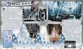 Yule Ball Decorations Harry Potter Film Wizardry Brian Sibley 100 Amazon 30