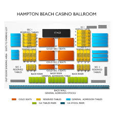 Casino Ballroom Seating Chart Hampton Beach Casino Ballroom Tickets