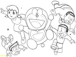 doraemon coloring to lovely colouring book games