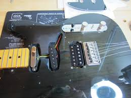 tele mods the factory pickups