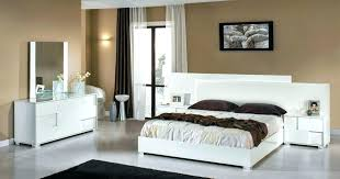 Italian White Bedroom Furniture White Bedroom Furniture Modern White ...