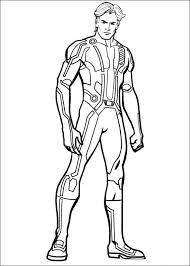 tron coloring pages. Contemporary Pages Tron Coloring Pages Images To A