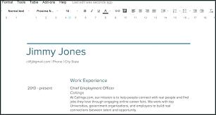 Resume Templates For Google Docs Stunning Resume Templates Google Docs Entry Level Resume Template Sample