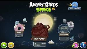 Angry Birds Space HD Pig Dipper All Mirror levels - video dailymotion
