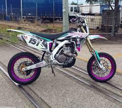 yamaha wr 450 by peri smokintards motokreed