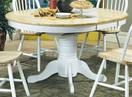 small round dining table set kitchen and chairs room sets expandable pedestal