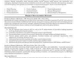 Download Finance Manager Resume Template Haadyaooverbayresort Com