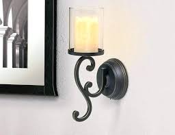 wireless wall sconce with remote battery operated sconces wireless