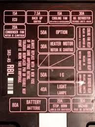radiator fan probs honda tech honda forum discussion 1999 Honda Civic Dx Fuse Box radiator fan probs 1999 honda civic dx fuse box diagram