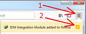 Go to firefox > addons to make sure that the idmcc addon is installed and enabled! I Cannot Integrate Idm Into Firefox What Should I Do
