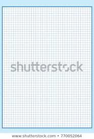 Engineering Paper Printable Engineering Graph Paper Printable Graph Paper Stock Vector Royalty