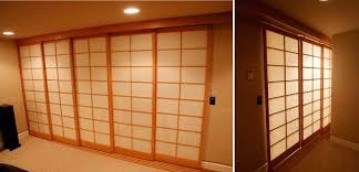 luxury how to make shoji screen sliding door j devincent for window closet room divider a frame outdoor stand