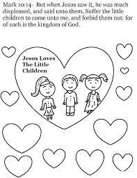 Love One Another Coloring Page Bible Coloring Pages Love One Another