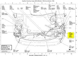 1999 ford mustang spark plug wire diagram wirdig 1999 mercury mountaineer fuse box diagram image wiring diagram