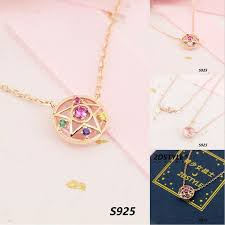 sailor moon necklace 2018 limited