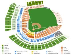 Great American Ball Park Seating Chart And Tickets