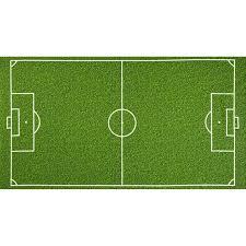 Sports Life Soccer Field Grass 24 Panel Green Discount Designer