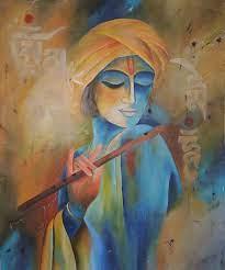 Radha Krishna HD Painting (Page 1 ...