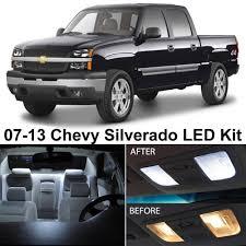 2007 Silverado Interior Lights Auto Accessories Headlight Bulbs Car Gifts Chevy