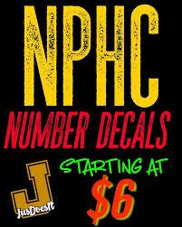 Nphc Stock Chart Nphc Number Decal