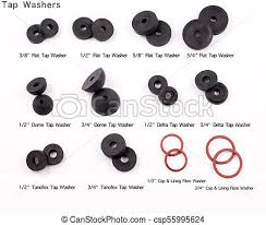 Tap Washer Selection Chart