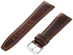 com hadley roma men s msm881rb 180 18 mm brown oil tan leather watch strap hadley roma watches